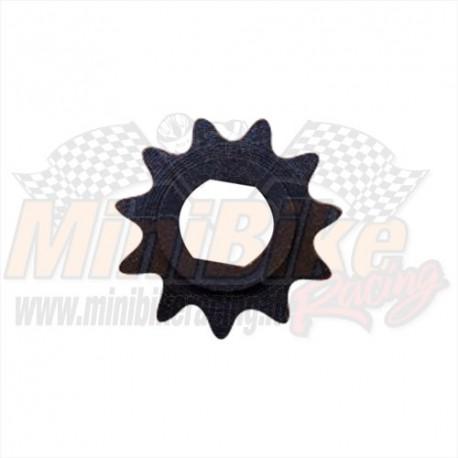 Ricambi minicross - Pignone 10 denti per mini/midi cross