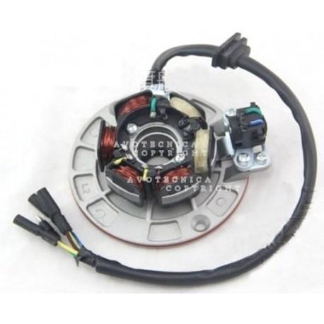 Accensione-Statore per motore YX 125/140/150/160/178cc MEDIUM WHEIGHT