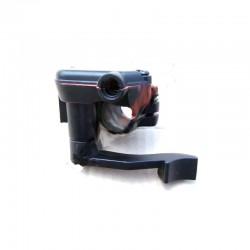 Comando leva/acceleratore miniquad, foro 22mm
