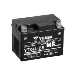 BATTERIA AL PIOMBO YTX4L-BS