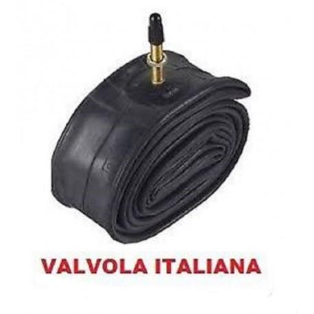 """CAMERA D'ARIA 27""""X11/8X11/4 28/32 VALVOLA ITALIANA"""