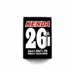 KENDA - CAMERA D'ARIA 26'' X 1,50/1,75 MTB VALVOLA FRANCESE