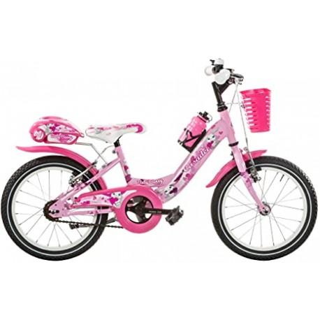 """CASADEI - BABY BUNNY 16"""" Bicicletta Bambina"""