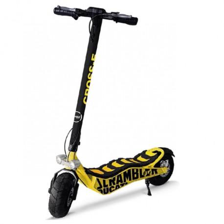 Monopattino Ducati Scrambler Cross-E ruote 6.5'' 36v