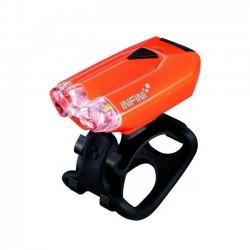 INFINI LAVA - FANALE ANT. ARANCIO 80 LUMEN USB