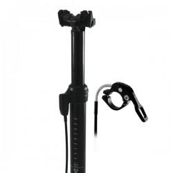 TRANZX X315 - REGGISELLA TELESCOPICO 31,6X315 80mm