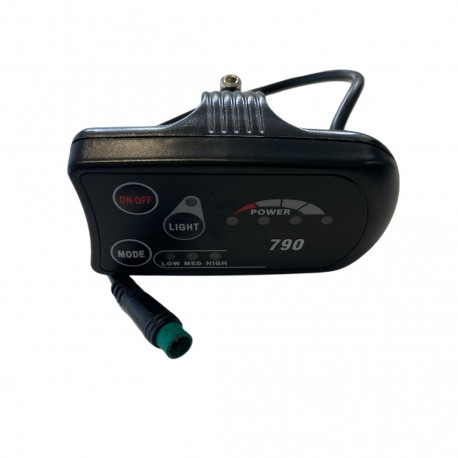 COMANDI LED 790 PER E-BIKE 36V