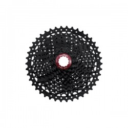 Ruota libera 11 velocità MTB 11-50, colore nero, 50T alluminio