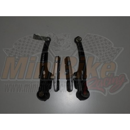 COPPIA FRENI V-BRAKE ALL POLISH