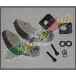 KIT 2 MASSETTE PER FRIZIONE PLATINO STD MATERIALE SPORT