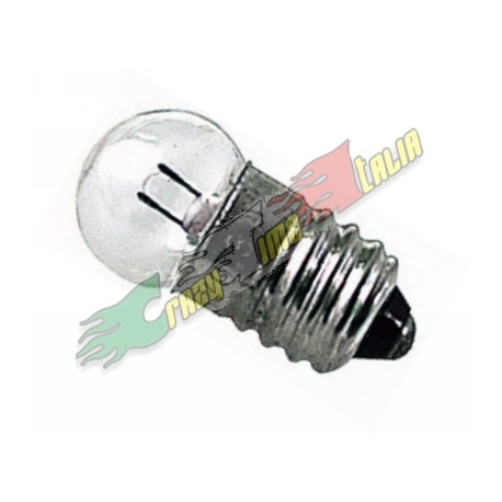 Mini lampadina per frecce e stop 6V 1,5W 20.6104 D10