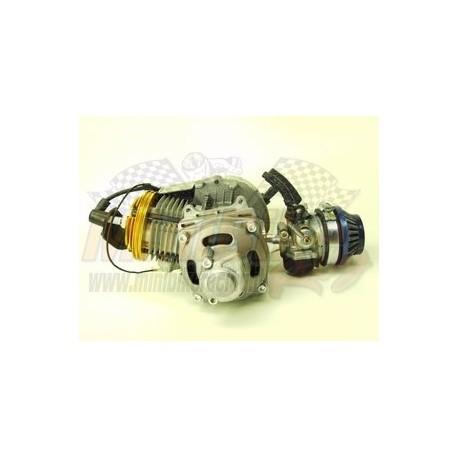 Motore con cilindro 2 TV testa scomposta/senza carburatore