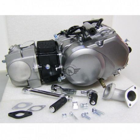 Motore YX 125cc completo, 4 tempi